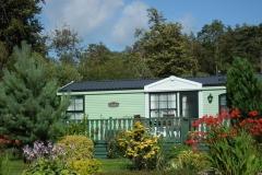 Holiday Home garden