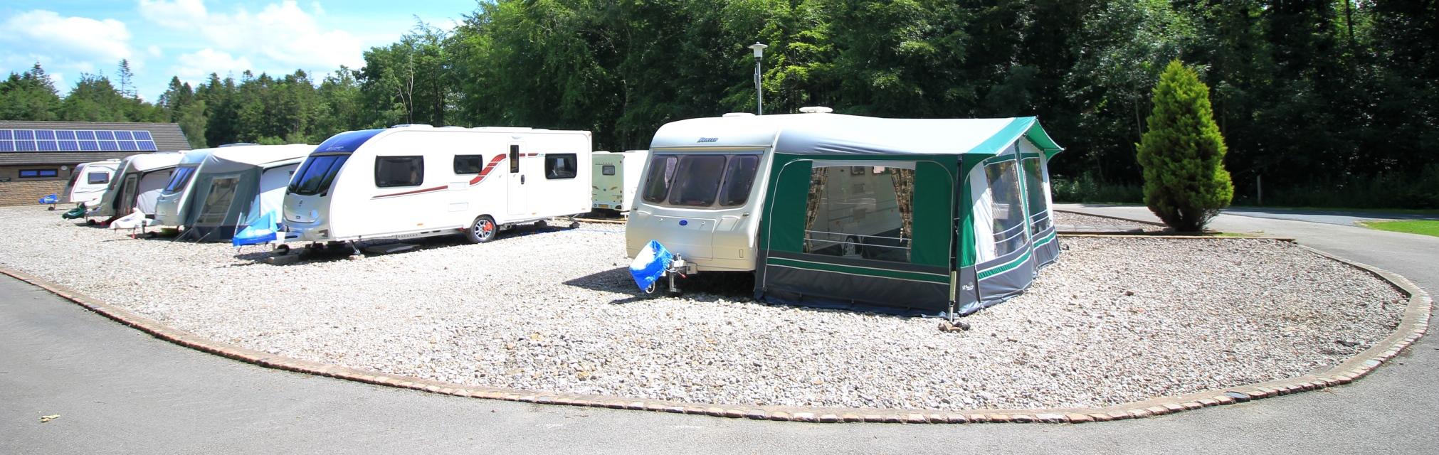 Seasonal Touring Pitches Lake District