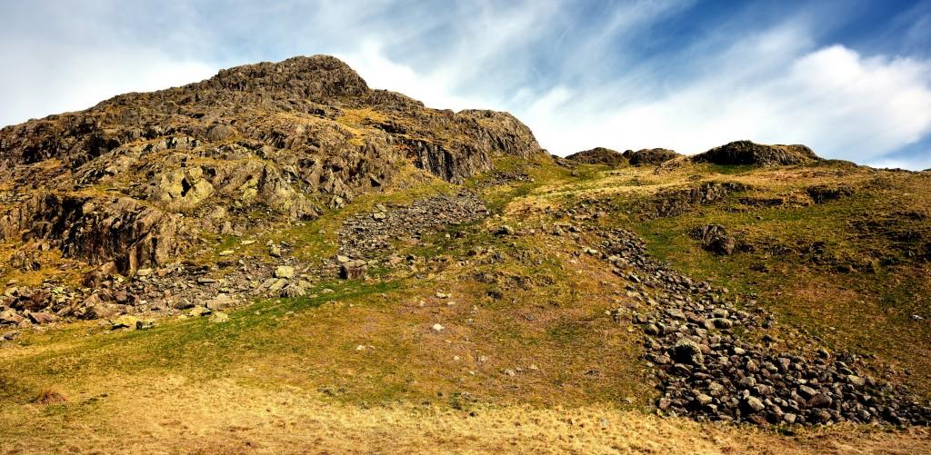 River of boulders