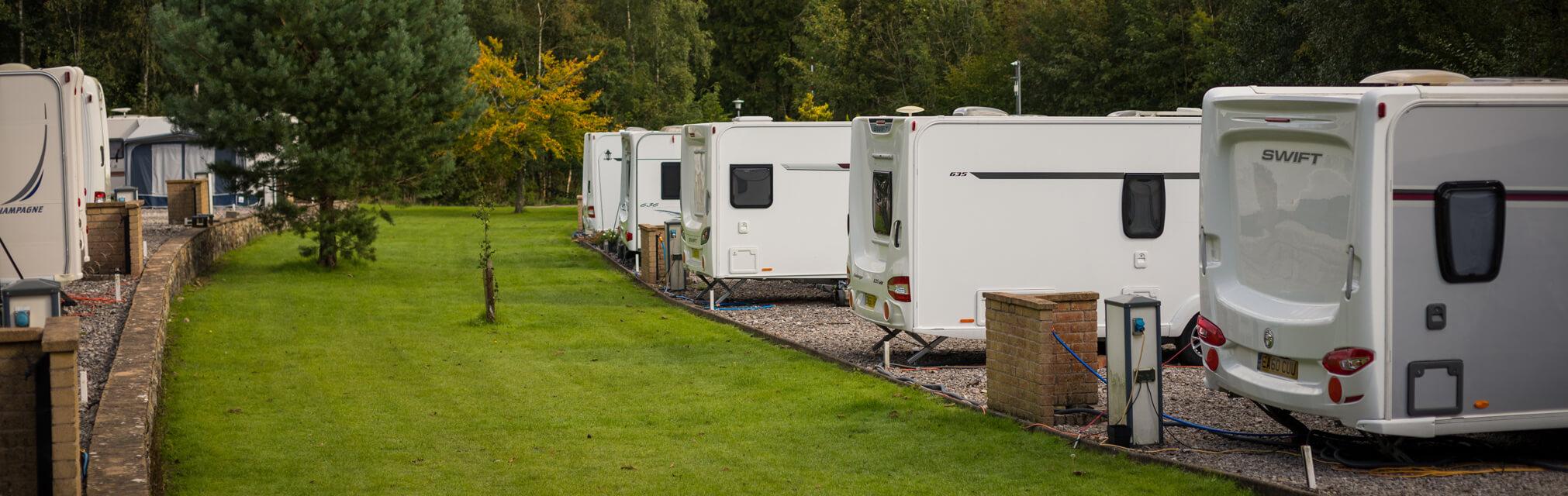 Our Touring Caravan Site in Lancashire