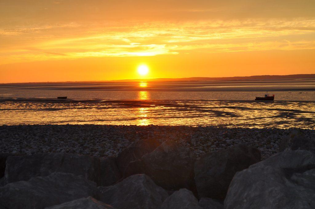 Beautiful Morecambe Sunset