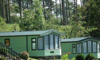 old hall caravan park homes